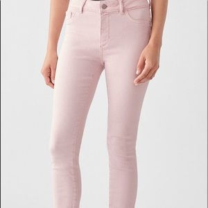DL1961 Florence Ankle Rise Jeans